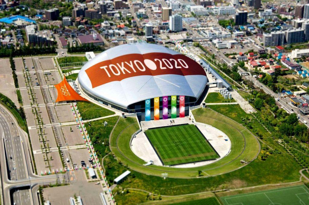 олимпиада в токио пройдёт при пустых трибунах