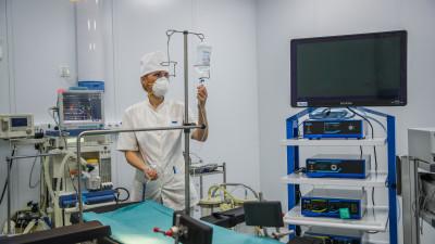 Почти 570 Covid-пациентов выздоровели в Подмосковье за сутки