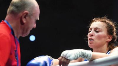 Подмосковная боксерша Саадат Далгатова завоевала серебро на международном турнире в Испании