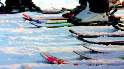 Подмосковная горнолыжница завоевала бронзовую медаль на первенстве России