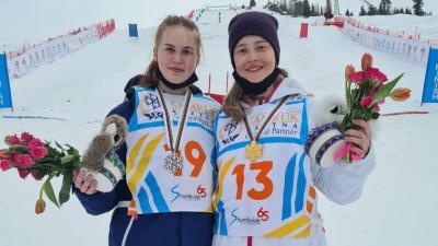 Подмосковная спортсменка Анастасия Смирнова завоевала золото на ЧМ по фристайлу