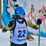 Подмосковная спортсменка Наталия Федченко стала обладательницей двух серебряных медалей первенства России по биатлону