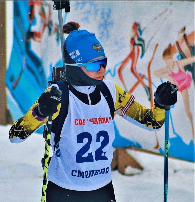 Подмосковная спортсменка Наталия Федченко стала обладательницей двух серебряных медалей первенства Р...