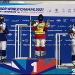 Подмосковная спортсменка завоевала две бронзовые медали на первенстве мира по фристайлу