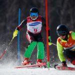 Подмосковные горнолыжники завоевали 8 медалей на чемпионате России по спорту слепых