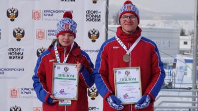Подмосковные параспортсмены завоевали 7 медалей на Всероссийской спартакиаде инвалидов