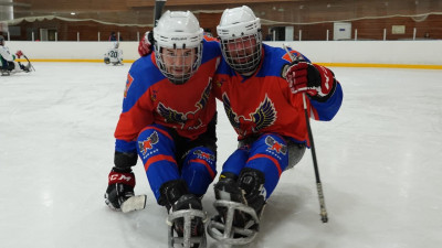 Подмосковный «Феникс» стал семикратным чемпионом России по следж-хоккею