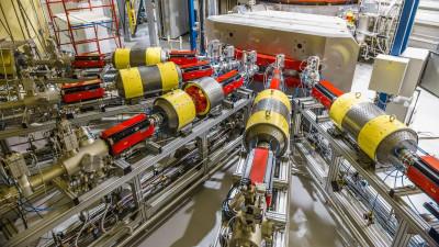 Подмосковный Объединенный институт ядерных исследований отмечает 65-летие