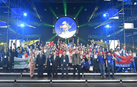 Подведены итоги Х Всероссийских зимних сельских спортивных игр
