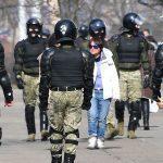 Протесты в Беларуси: задержано 500 человек