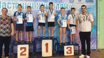 Прыгуны в воду из Подмосковья завоевали 14 медалей на всероссийских соревнованиях