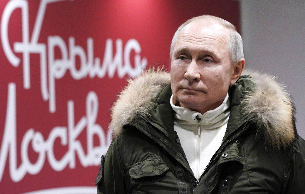 путин пригласил байдена к прямому диалогу
