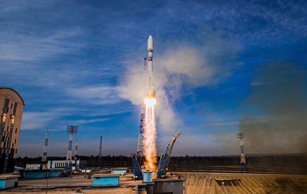 Ракету Союз впервые в году запустили с территории РФ