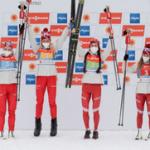 Российские лыжницы – серебряные призёры Чемпионата мира в эстафете