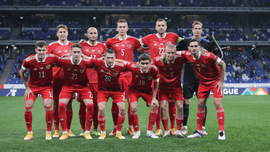 Сборная России по футболу проведёт тренировочный сбор на базе «Юг Спорт» в Сочи