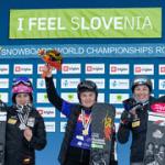 София Надыршина – чемпионка мира по сноуборду в параллельном слаломе, Дмитрий Логинов – бронзовый призёр