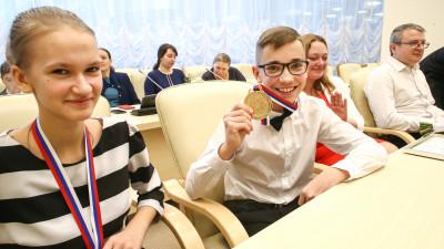 Состав делегации на участие в XX молодежных Дельфийских играх России утвердили в Подмосковье