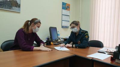 Сотрудники Главгосстройнадзора проведут прием граждан в Егорьевске 29 марта