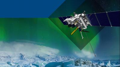 Созданный в Подмосковье спутник начал исследование Арктики