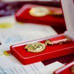 «Спортивная доблесть» и удостоверения «Мастер спорта России» - Роман Терюшков наградил гимнасток Подмосковья