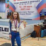 Спортсменка из Подмосковья завоевала серебряную награду на первенстве России по тяжёлой атлетике