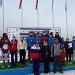 Спортсмены из Московской области завоевали 5 наград на Кубке России по горнолыжному спорту