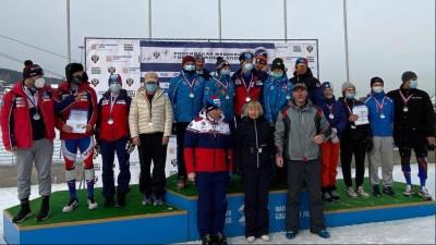 Спортсмены из Подмосковья завоевали 5 наград на Кубке России по горнолыжному спорту