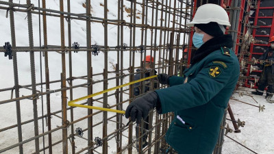 Главгосстройнадзор проверил два строящихся дома в Люберцах
