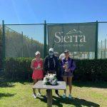 Теннисистка из Московской области победила на международных соревнованиях в Шарм-эль-Шейхе