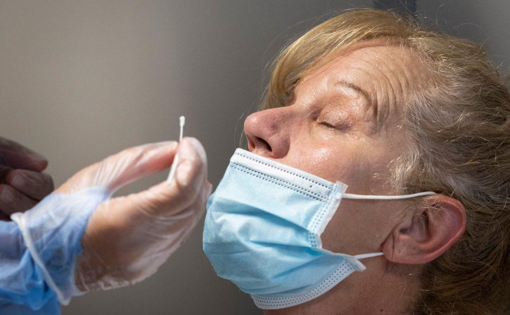 тест на корону можно получить в госуслугах