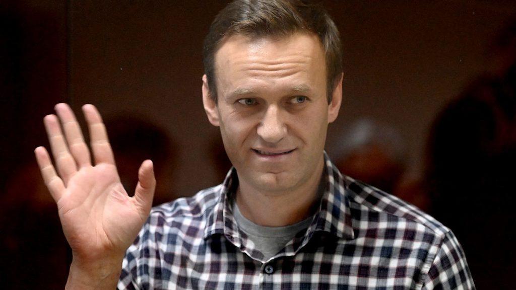 три дня искали алексея навального