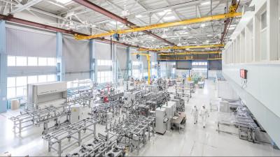 Участок производства ядерного топлива для китайского реактора создали в Электростали