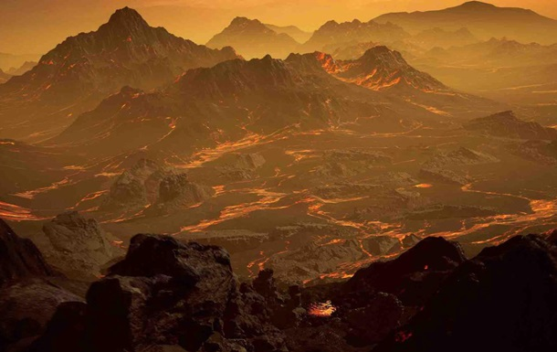 """Ученые впервые обнаружили экзопланету с """"видимой"""" атмосферой"""