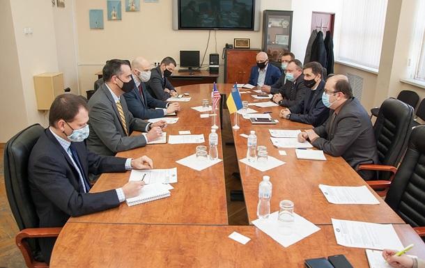 Украина и США обсудили совместные проекты в космосе