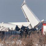 В Алма-Ате разбился самолёт