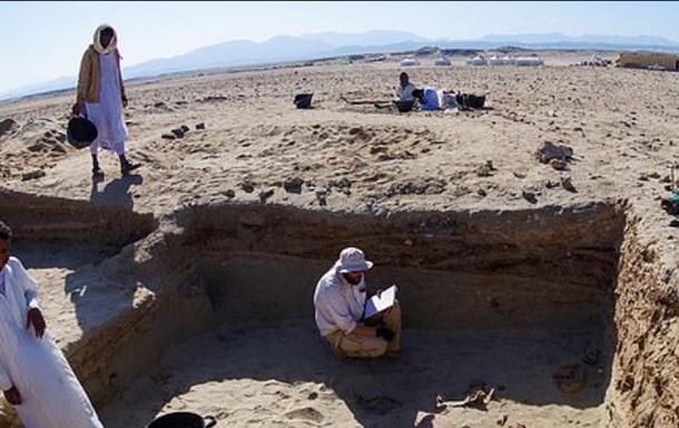 В Египте обнаружили удивительную находку