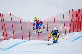В Красноярске завершилось Первенство мира по фристайлу и сноуборду
