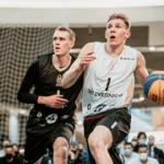 В Санкт-Петербурге завершился первый тур Открытой межрегиональной любительской Лиги баскетбола 3х3