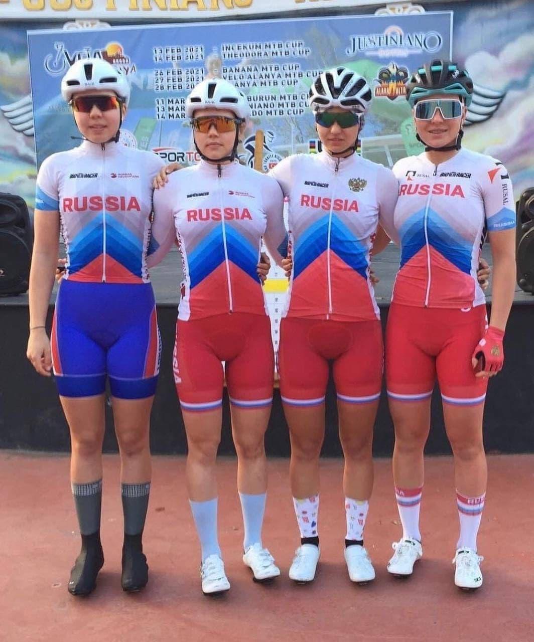 Велогонщица из Подмосковья вошла в тройку сильнейших спортсменок на международных соревнованиях в Ту...