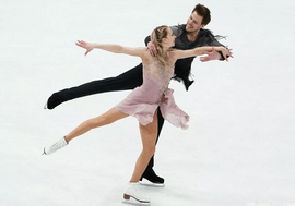 Виктория Синицина и Никита Кацалапов – чемпионы мира по фигурному катанию в танцах на льду