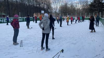 Всероссийская конвенция специалистов по скандинавской ходьбе прошла в Подмосковье