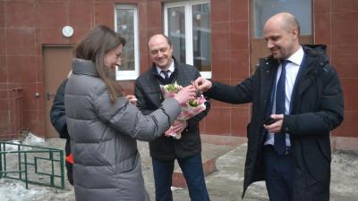 Выдача ключей дольщикам ЖК «Зеленые аллеи» стартовала в Видном