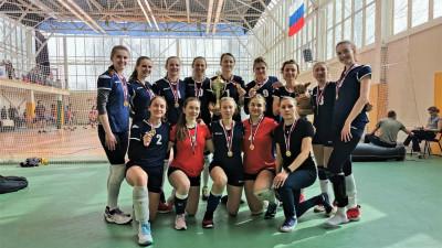 Женская сборная Подмосковья по волейболу