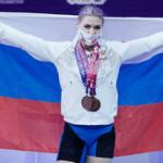 Анастасия Анзорова – бронзовый призёр Чемпионата Европы по тяжёлой атлетике в Москве