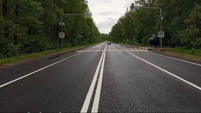 Более 15 участков дорог отремонтировали в Можайском городском округе