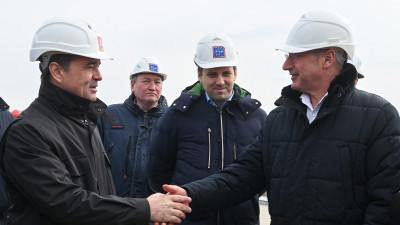 Андрей Воробьев посетил с рабочим визитом городской округ Солнечногорск