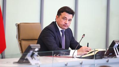 Андрей Воробьев вошел в топ‑3 медиарейтинга глав регионов РФ за март 2021 года