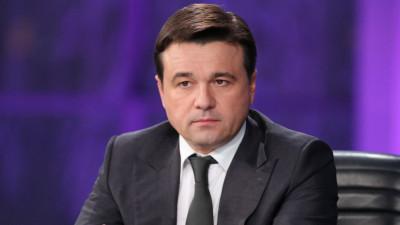Андрей Воробьев вошел в топ-3 рейтинга глав регионов РФ по упоминаемости в соцмедиа в марте