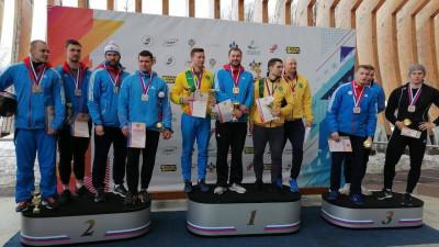 Бобслеисты из Подмосковья завоевали 7 медалей на чемпионате России