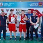 Боксёры из Московской области завоевали 7 медалей на региональном турнире